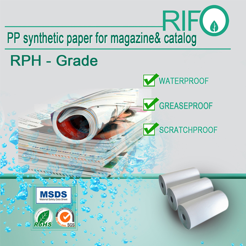 Ist RIFO PP Synthetic-Papier recycelbar?